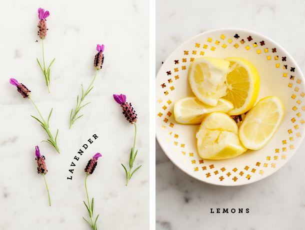 Lavender French 75 // Love & Lemons for Camille Styles