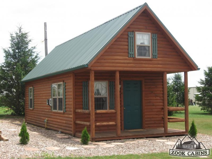 Cabin Photos - Log Cabins - Log Homes - Zook Cabins | Zook Cabins Approx $63,000