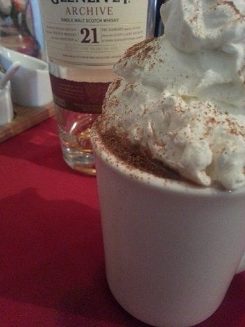 Hot Chocolate Ingredients: 5 cups milk,1 cup heavy whipping cream ...