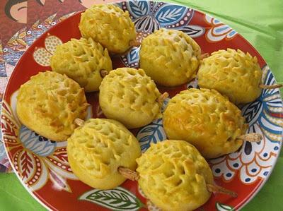 Pineapple Jammy Tarts Recipes — Dishmaps