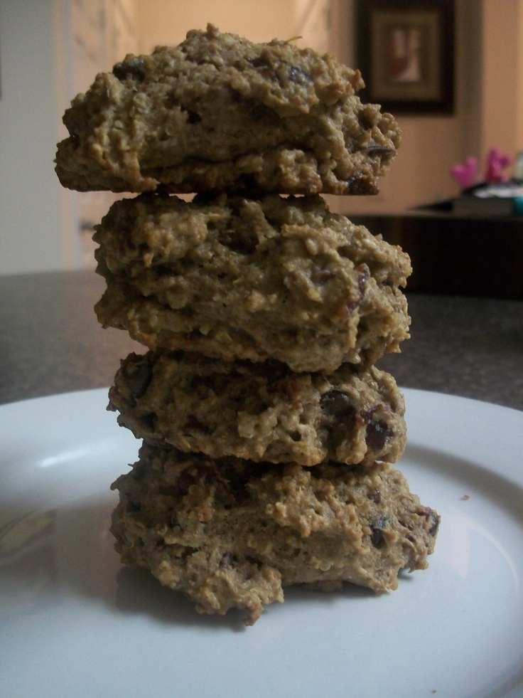 Almond-Cranberry Quinoa Cookies | Recipe