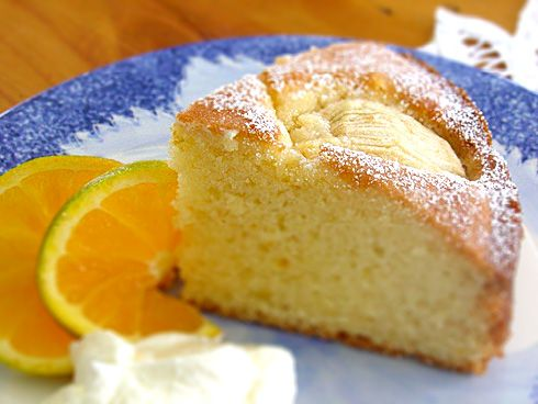 apple-tea-cake | Recipes | Pinterest