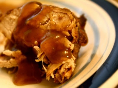 Slow cooker cranberry pork | Fork, knife and swoon! | Pinterest
