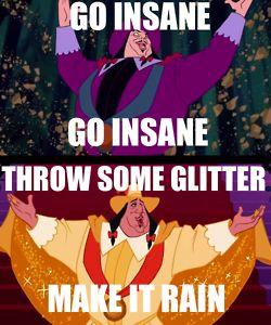 bahahaha!  Disney funnies