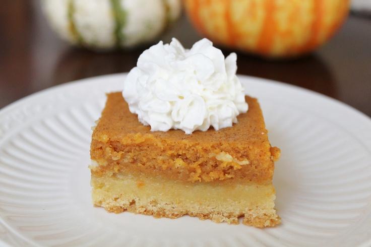 Kasey's Pumpkin Gooey Butter Cake
