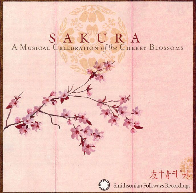 The harmony between humanity and nature constitutes an ideal state in Japanese music. In spring, the beautiful but short-lived sakura (flowering cherry tree)—Japan's most celebrated plant whose blossom is the national flower—powerfully symbolizes the transient splendor of human life. Each year, in Washington, D.C., thousands of visitors savor the beauty of the cherry blossoms which have come to represent the friendship between the people of the United States and Japan.
