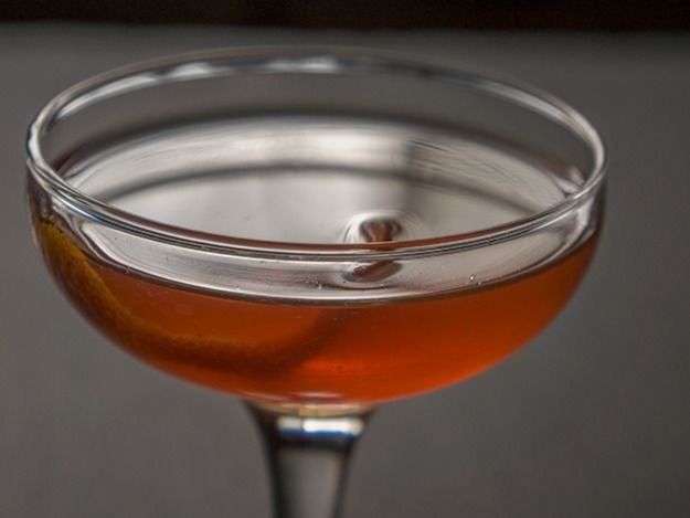 Up in Arms Cocktail: A 3-ingredient Taste of Paris | Serious Eats ...