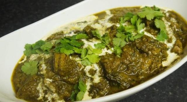 Roasted Lamb & Spinach Curry | Recipes | Pinterest