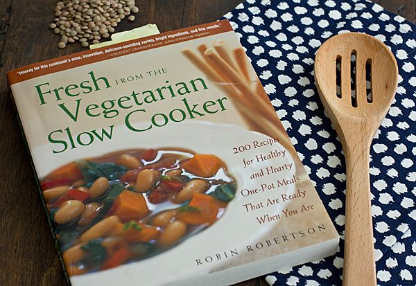Exactly what it sounds like: vegetarian meals you can make in a crock ...