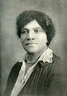 Adah Belle Samuels Thoms (January 12, 1870 – February 21, 1943) was an African American nurse who  fought for African Americans to serve as army nurses during World War I. She was among the first nurses inducted into the American Nurses Association Hall of Fame when it was established in 1976