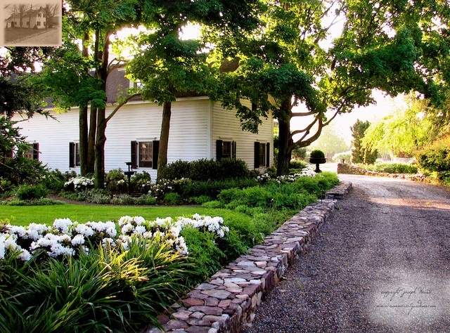 Gravel driveways pros and cons lake house remodel ideas - Ideas for gravel driveways ...