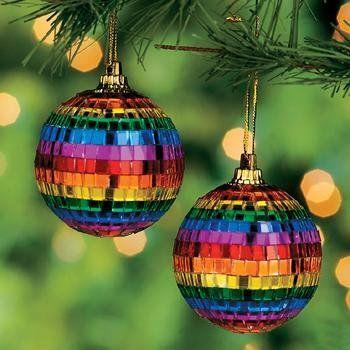colorful christmas