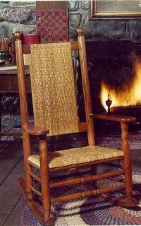 The John F. Kennedy Rocking Chair