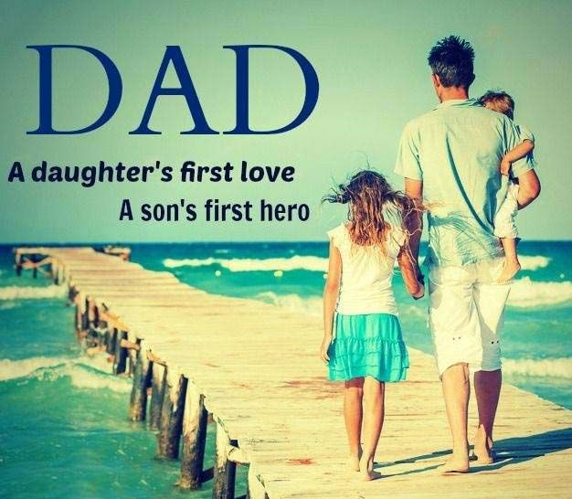 #BrahminMatrimonials  Dad: a daughters first love, a son's first hero.... Agree? 1.Yes 2.No