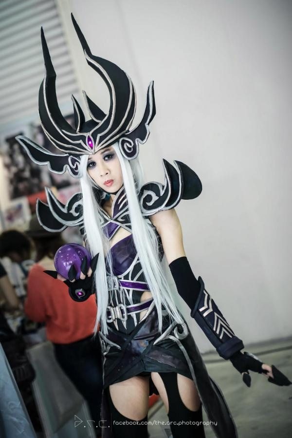 Syndra  League of Legends League Of Legends Syndra Cosplay