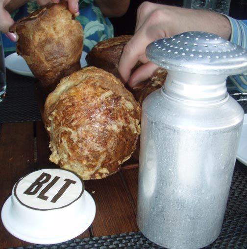 BLT Steakhouse Popovers | Food - Bread! | Pinterest