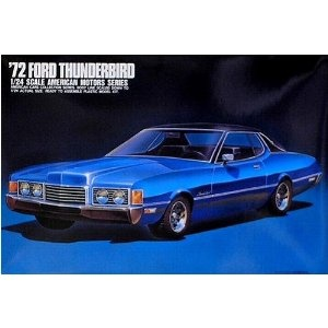 1972 ford thunderbird by arii hobbies amp cool crafts pinterest