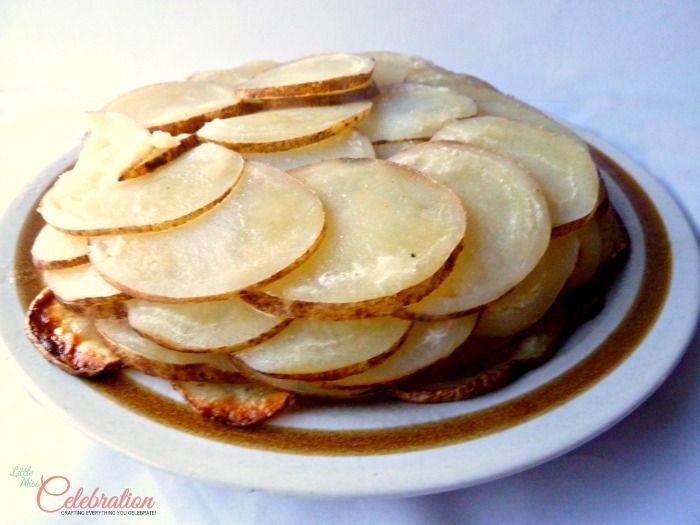 Crispy Potato Cake for Tater Bash 2013!