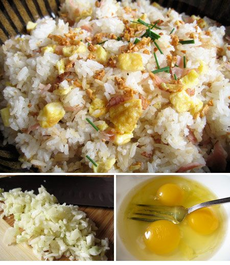 Sinangag (Filipino Garlic Fried Rice) Recipe — Dishmaps