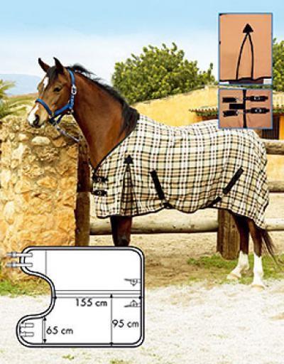 Как сшить для лошади своими руками 320