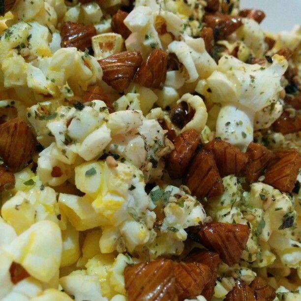 Snackin! Popcorn, Kakimochi & Furikake | Hawaii... My Home | Pinterest