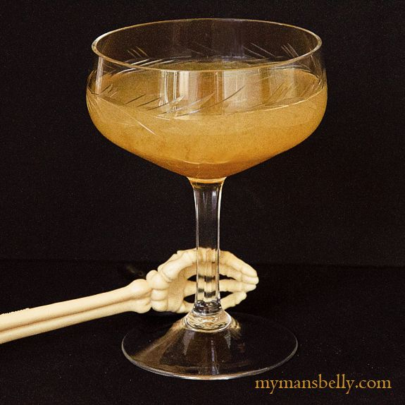 The Corpse Reviver...the perfect morning after beverage