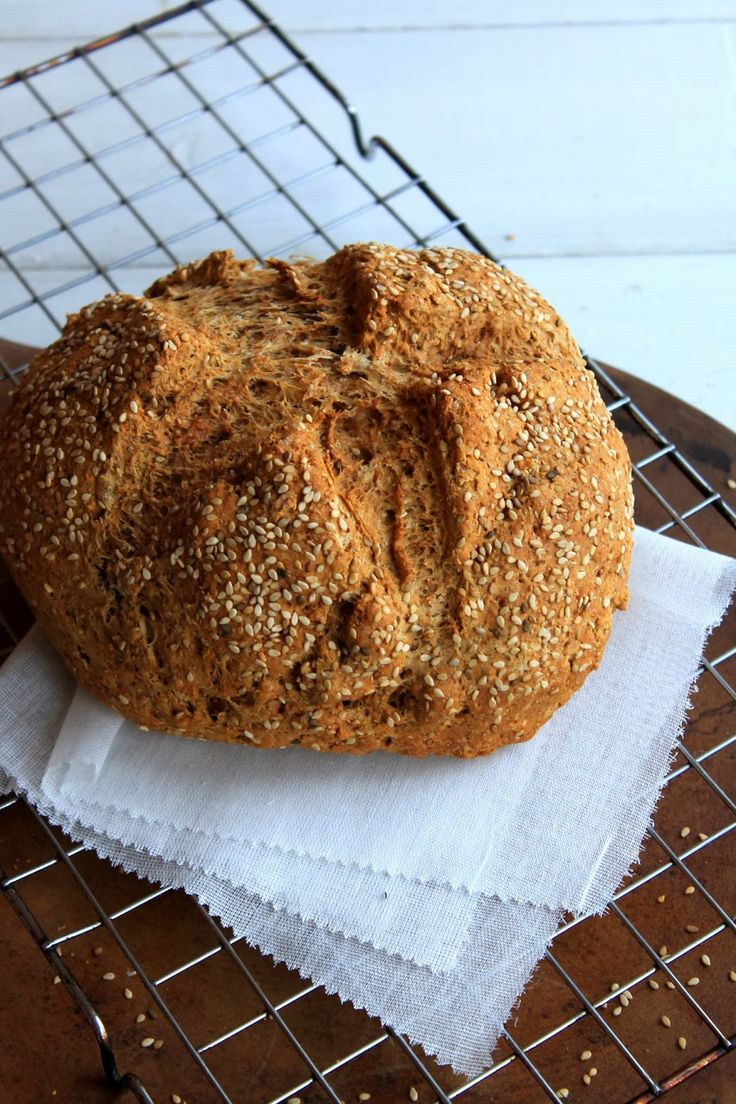Six-seed Soda Bread Recipes — Dishmaps