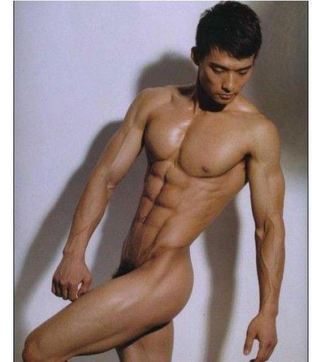 hot gay asian hunk pinterest