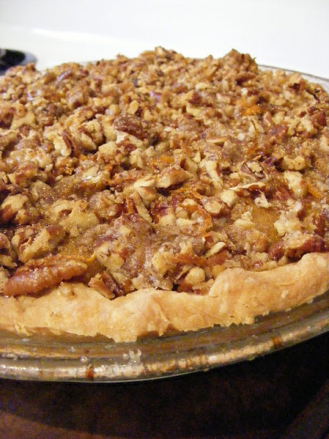Maple pecan pumpkin pie | candy cookies, dessert | Pinterest
