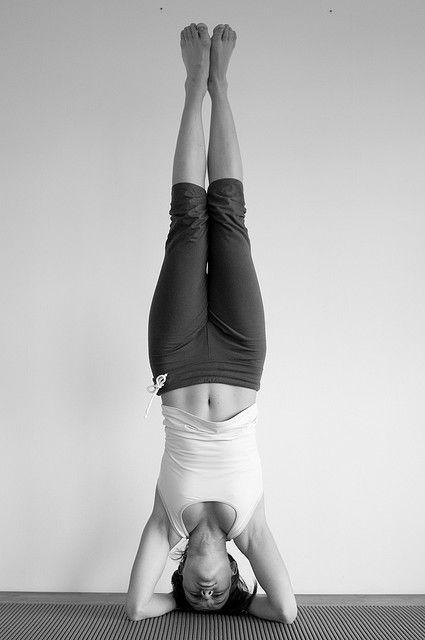 Shirshasana  #yoga