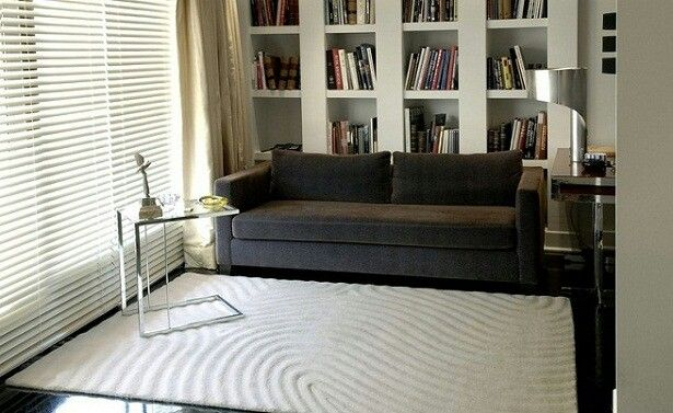 Storage behind the sofa  Dining/Living room  Pinterest