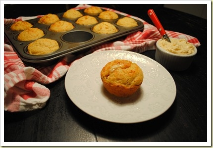 Whole Wheat Corn Muffins w/Maple Butter | Breads...Muffins...Rolls ...