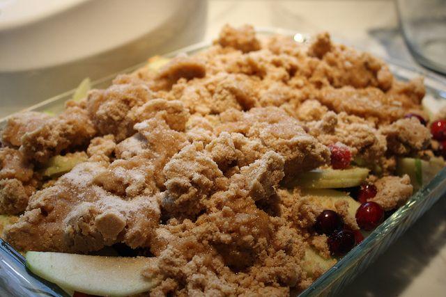 Apple Cranberry Cobbler | Cobblers, Crisps, Pies & Tarts | Pinterest