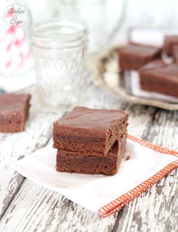 My Favorite Brownies Recipe — Dishmaps