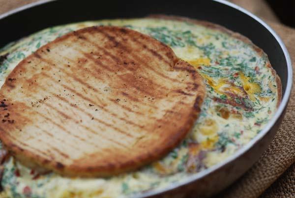 Breakfast Sandwich Frittata 5 Weight Watchers Points+