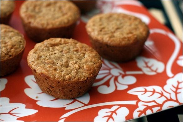 Healthy Whole Wheat Peanut Butter & Jelly Muffins Recipe