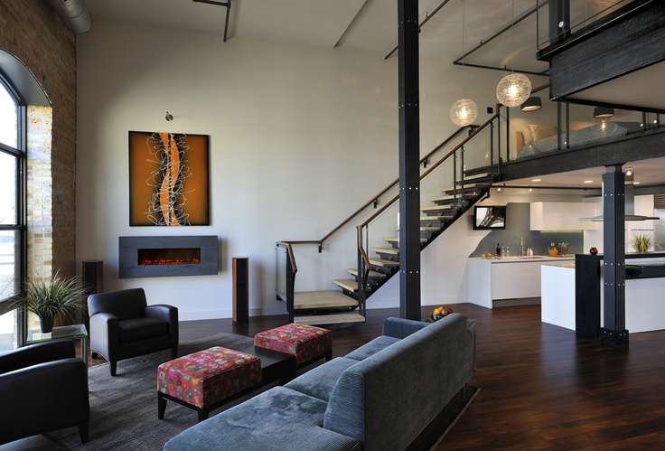 Toronto Lofts Design, Pictures, Remodel, Decor And Ideas | Design