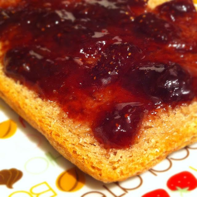 bake shop: Strawberry Balsamic Jam | Appetizers and snacks | Pinterest