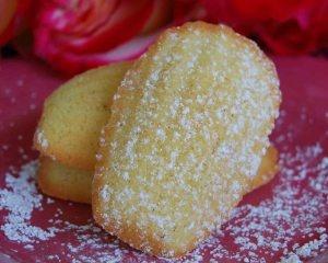 Vanilla Bean Madeleines | Cookies!!! NOM NOM NOM!!!! | Pinterest