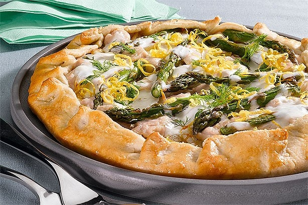 Quick chicken and fennel tart | Marvellous Meat, Poultry and Sea Food ...