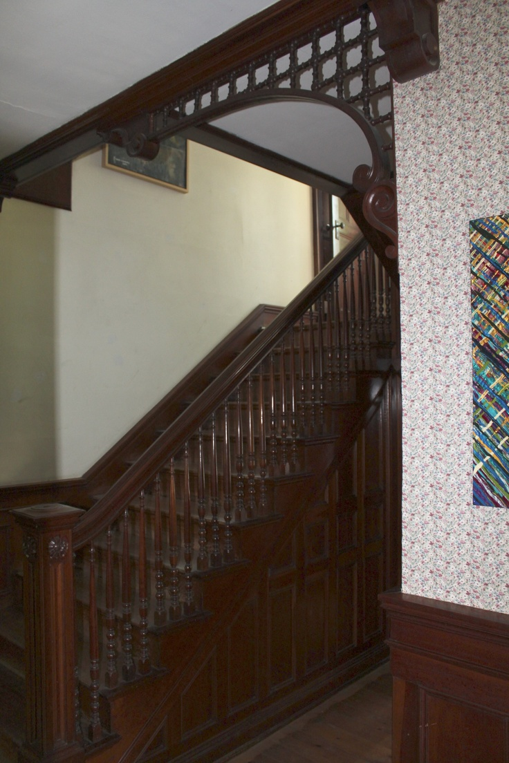 Historic Staircase Historic Staircases Pinterest