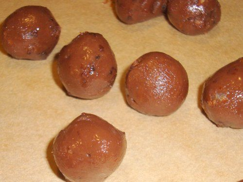 Bacon truffles, my brother in-law requested these gunna give them a ...