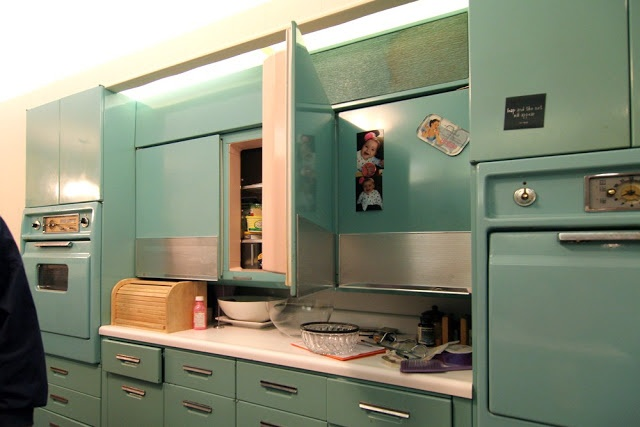 cozy biscuit untouched mcm kitchen things pinterest