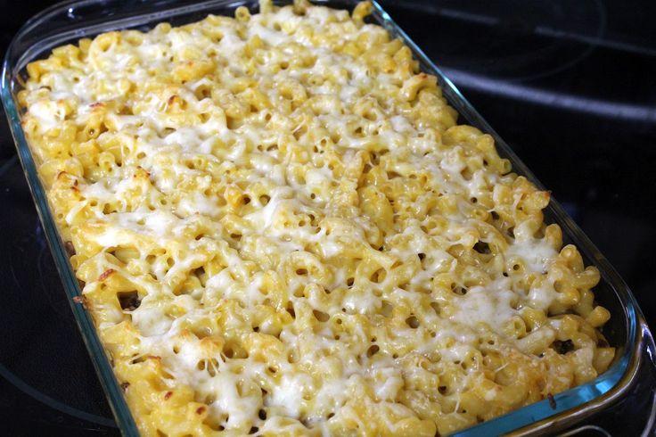 Julie's Eats & Treats: Mac & Cheese Lasagna