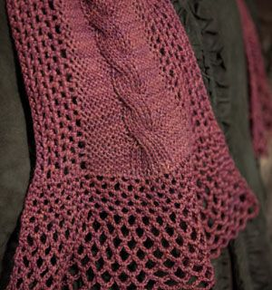Pin by Crochet Me on Crochet Scarf Patterns, Tips, Techniques and Mor ...