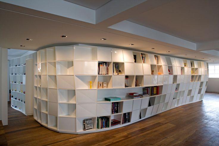 Houssein Apartment by Triptyque