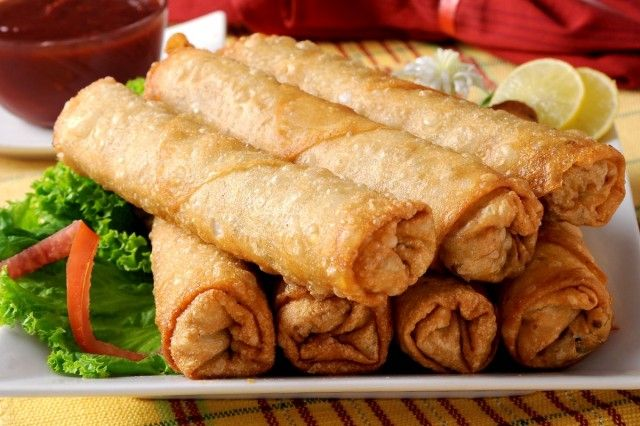chinese-egg-rolls_6281 | Main Dishes | Pinterest