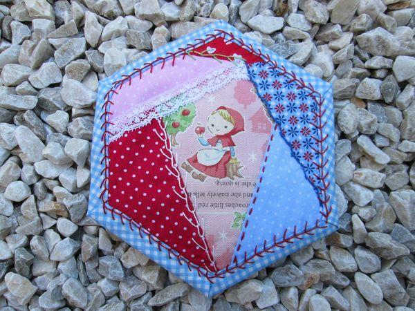 mini hexagon | Quilts | Pinterest