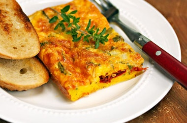 ... with Italian Cheeses, Sun-Dried Tomato and Fresh Herbs Recipes