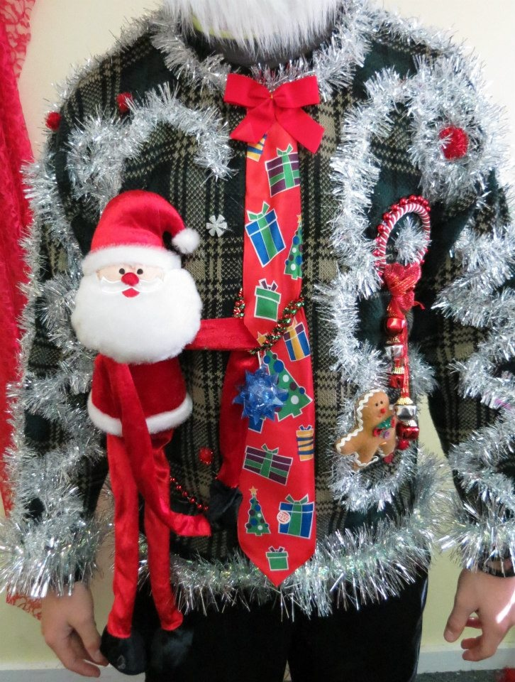 Ugly Christmas sweater | Ugly Christmas sweaters | Pinterest